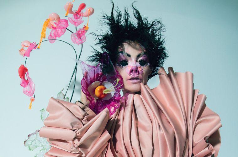 Documentário sobre a Björk